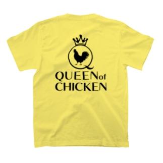 QCオリジナルアイテム T-shirts