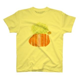 ロースカツ T-shirts