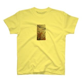 共感覚的西欧和風画 T-shirts