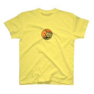 蕎麦猫 T-shirts