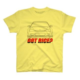 GOTRICE?vol.1 T-shirts