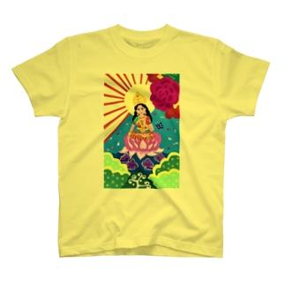 女神-india- T-shirts
