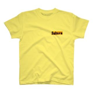 Sakura グッズ T-shirts