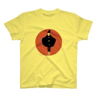 よるがひろがる T-shirts
