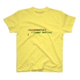 [super dealloc] T-shirts