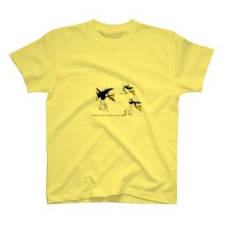 サスケさん T-shirts