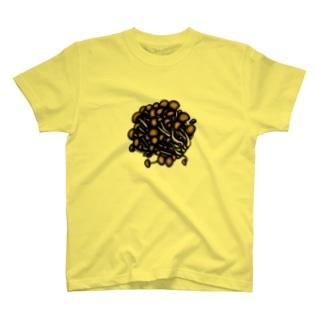 ぶなしめじ T-shirts