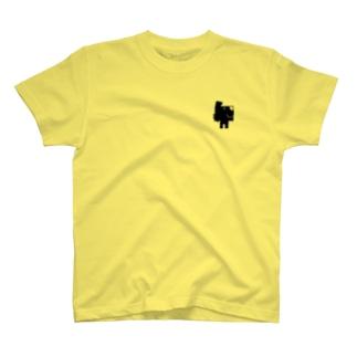 カレミニョン テリア T-shirts