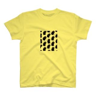 Graaaaaaaaドット柄 T-shirts