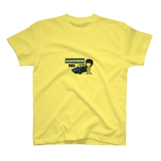 オーバーレブ! Tシャツ