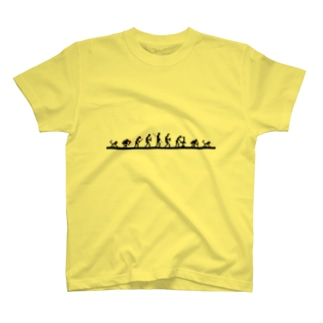 ジンルイノシンカ? T-shirts