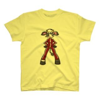 ジャージウシコ T-shirts