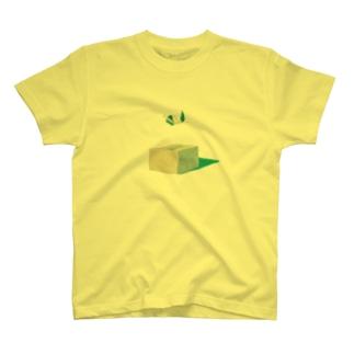 豆腐ダイブ T-shirts