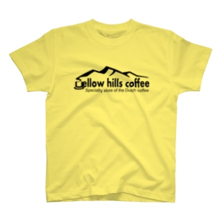 yellow hills coffee T-shirts