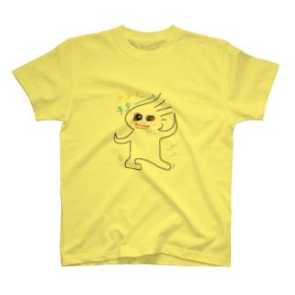 かふん将軍 T-shirts