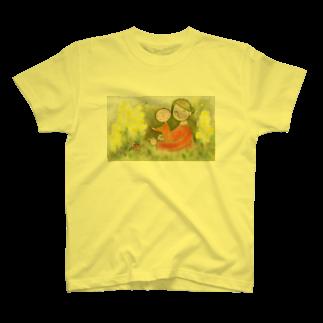 riririのほら、みてごらん T-shirts