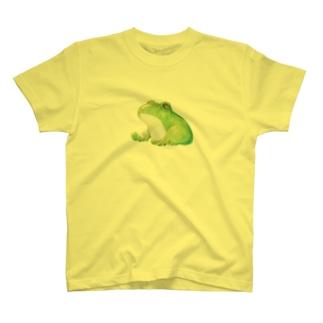 カエル好きの方へ。 T-shirts