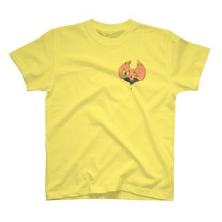 JudeHelix design【そうるきゃっと】 T-shirts
