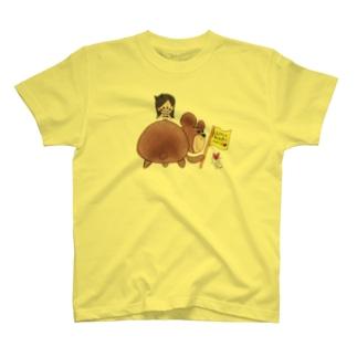 はるみん&くまさん T-shirts