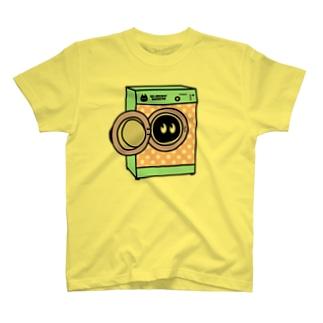Panic Junkie×GOODNIGHT ROCKSTAR ランドリー T-shirts