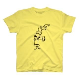 やかちん T-shirts