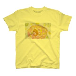 しあわせ羊 T-shirts