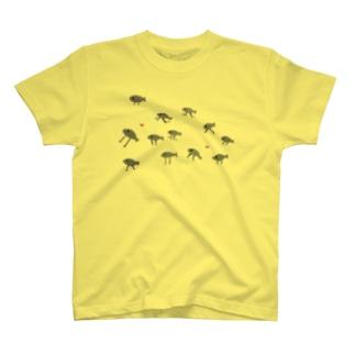 さかな上陸作戦 T-shirts