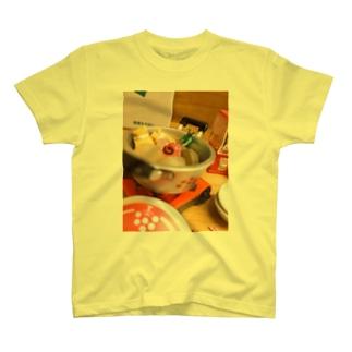 煮込みエイリアン T-shirts