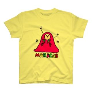 マラカス - MARACAS T-shirts