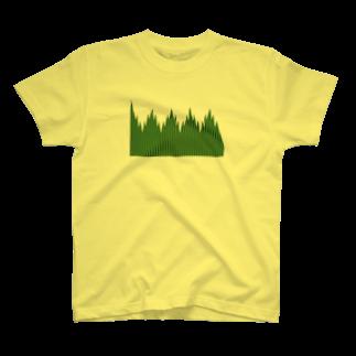 魚占のバラン T-shirts