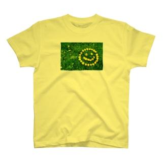ダンデライオン T-shirts