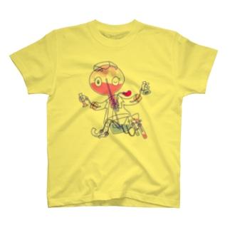 家電凌販 鴫野店のProf.Phenolphthalein T-shirts
