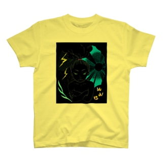 なつ 夜ver T-shirts