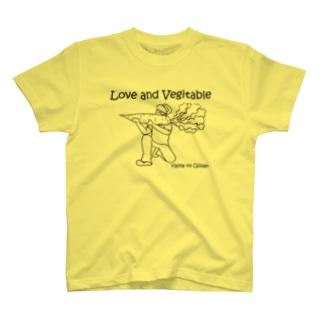 八百屋のおじさん T-shirts