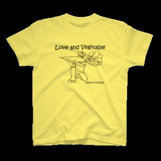 t-539の八百屋のおじさん T-shirts