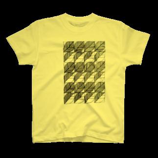 大福のはっぱ(2種) Tシャツ