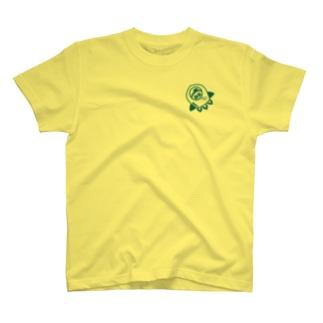 ノウ博士1色 T-shirts