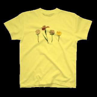 ゴトーヒナコの劇団ソラミミコラボ<女の子> T-shirts