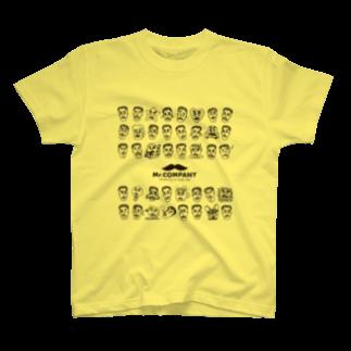 Mr.shopのミスターフィギュア T-shirts