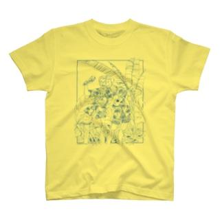 おじさんズT T-shirts