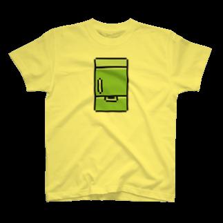 カットボスの冷蔵庫 T-shirts