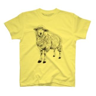 線画たろちん T-shirts