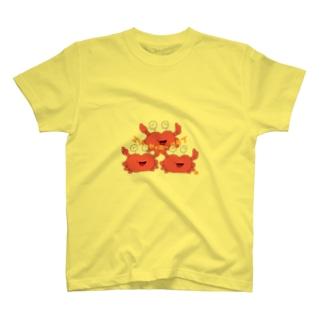 スリーヤッホークラブ T-shirts