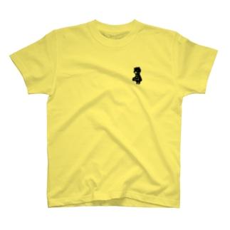 かなしい子ぐま T-shirts