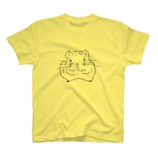 チンチラ・ザ・リアル T-shirts