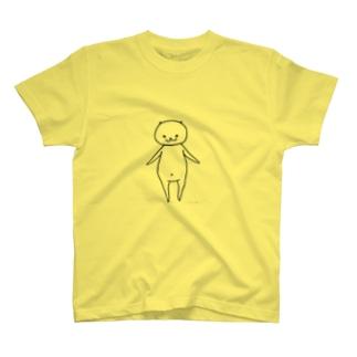 猫に限りなく近いUMA T-shirts