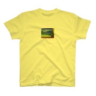 大谷工房のロフト壁 Otani studio's loft wall T-shirts