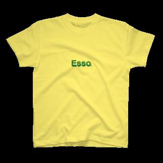 toko02_のesso  T-shirts