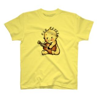 old-port×orangeribbon T-shirts