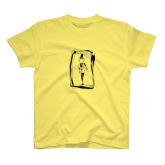 じぇんとるまん T-shirts